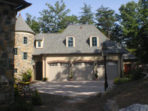 Old world plans for French country garage doors